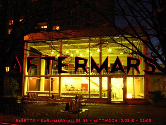 AFTERMARS - MUSIC - BERLIN