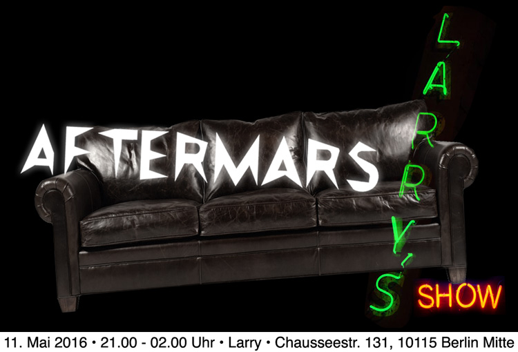 aftermars at Larry bar